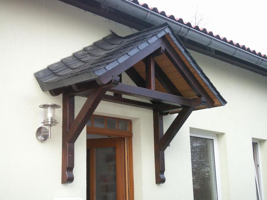 Haustürvordach