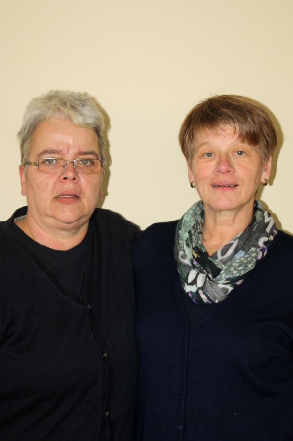 Hauswartinnen - Frau Heise & Frau Scholz