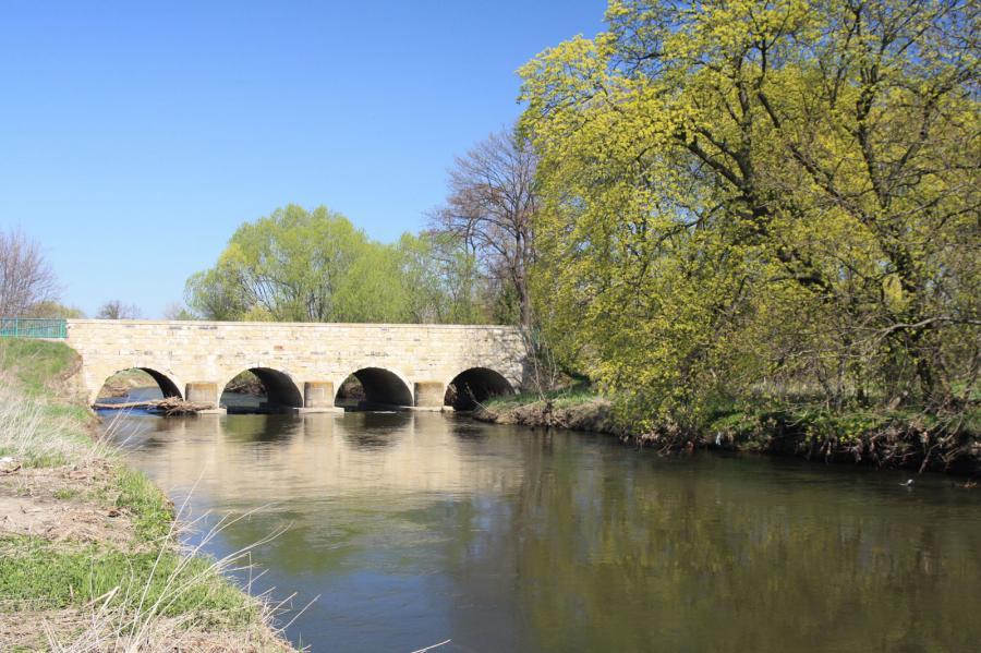 Bodebrücke Gröningen