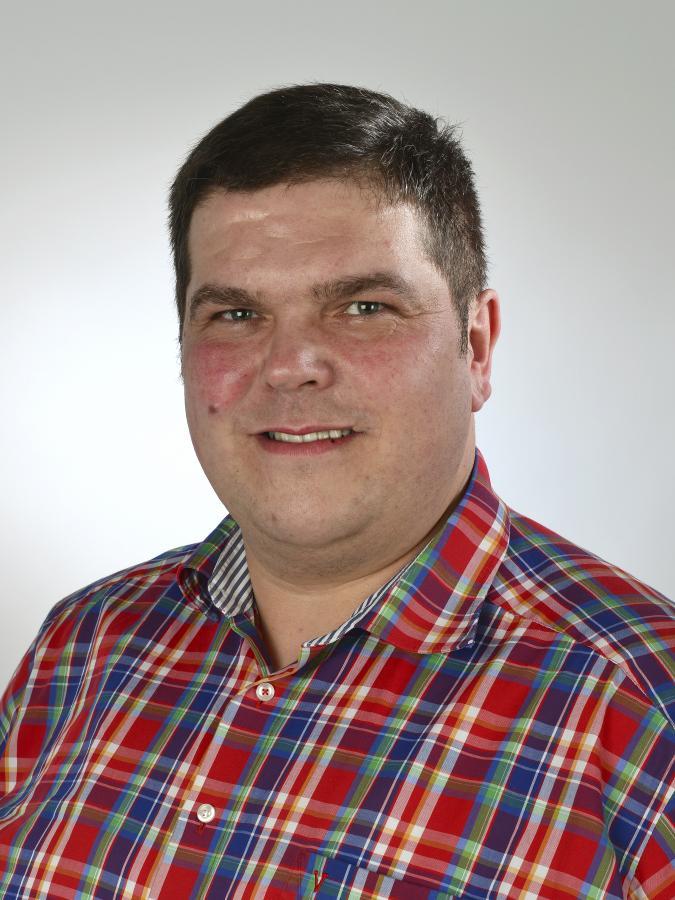 Bürgermeister Landgemeinde Vogtei Christian Hecht