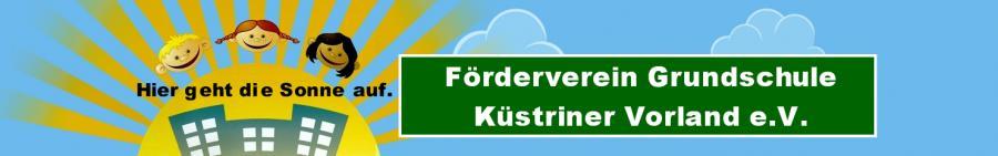 Header Förderverein Grundschule Küstriner Vorland e.V.