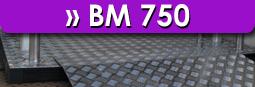 Hebelifte BM 750 Aufzug LuS