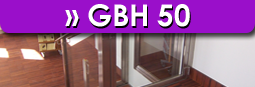 Hebelifte GBH 50 Aufzug LuS
