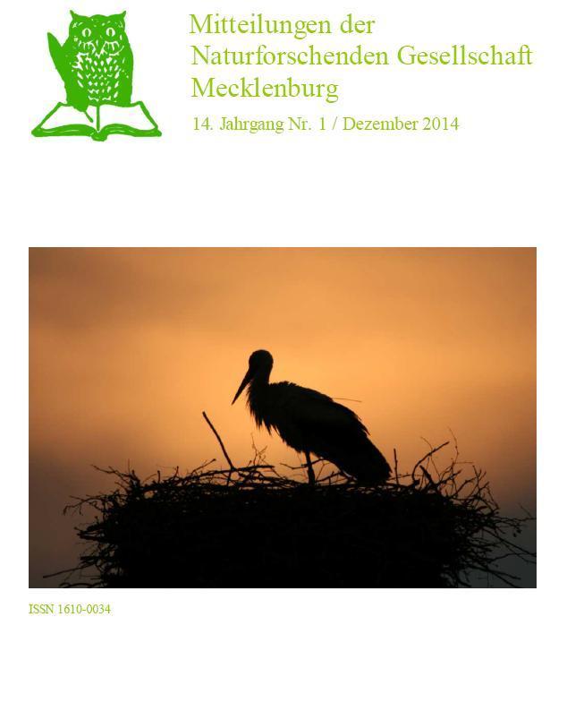 Mitteilung der NGM 2014