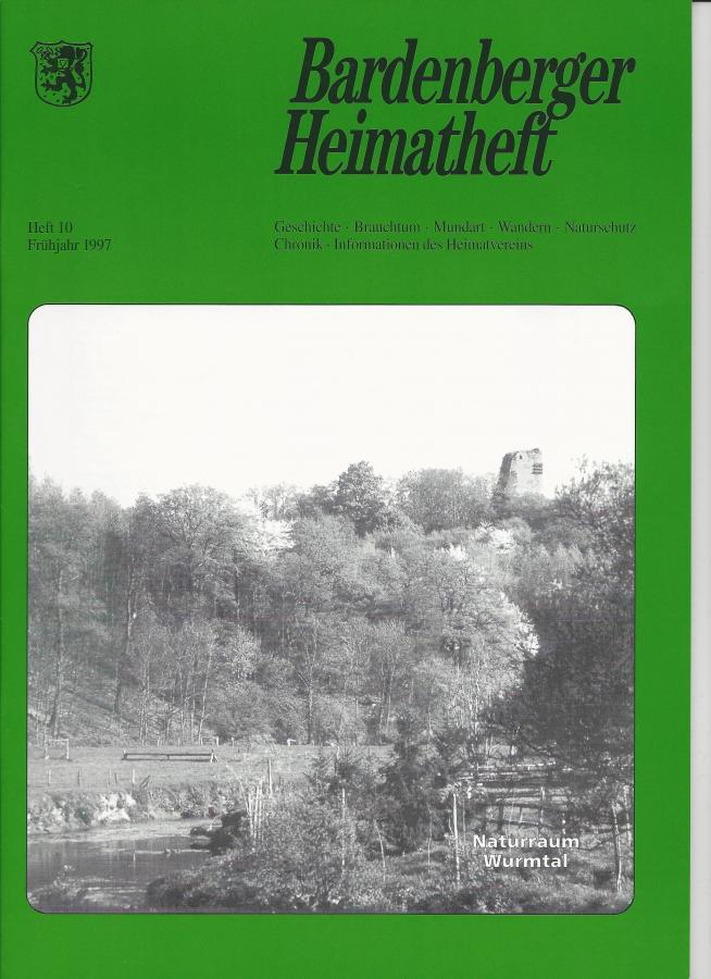 Titelseite Heft 10/1997
