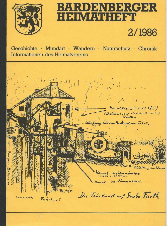 Titelseite Heft 2/1986
