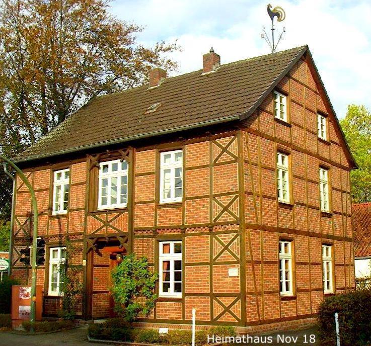 Heimathaus Nov. 18