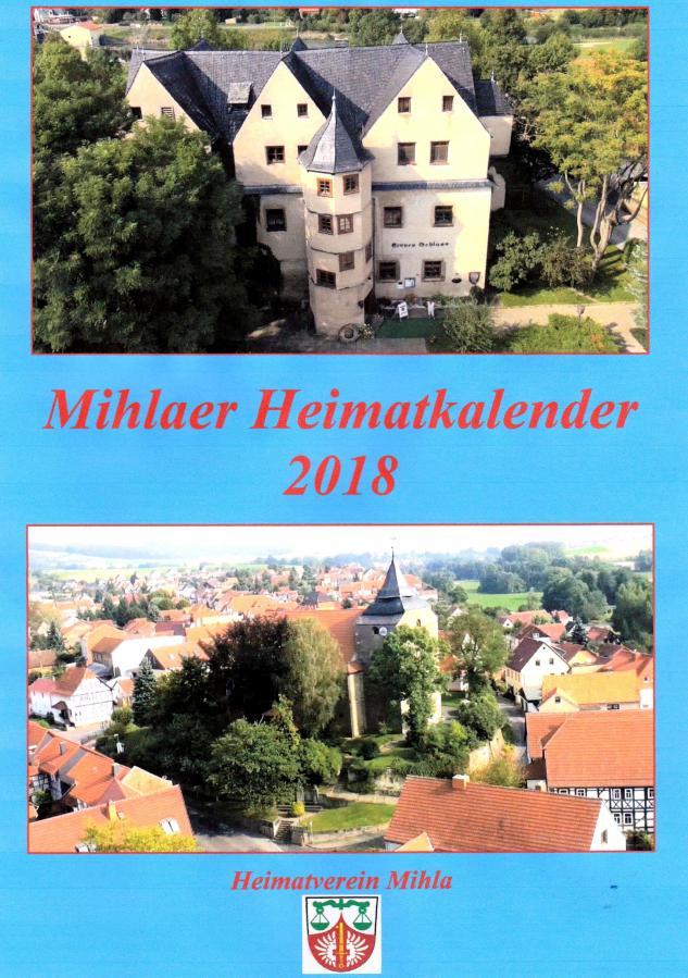 Heimatkalender 2018