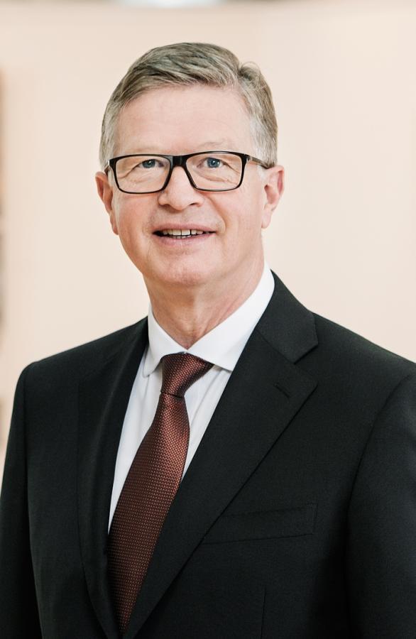 Landrat Heinz Eininger
