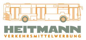 Heitmann Verkehrsmittelwerbung
