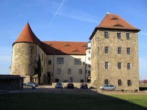 Heldrungen Wasserburg