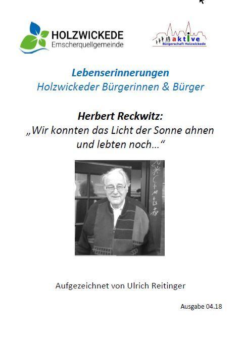 Herbert Reckwitz