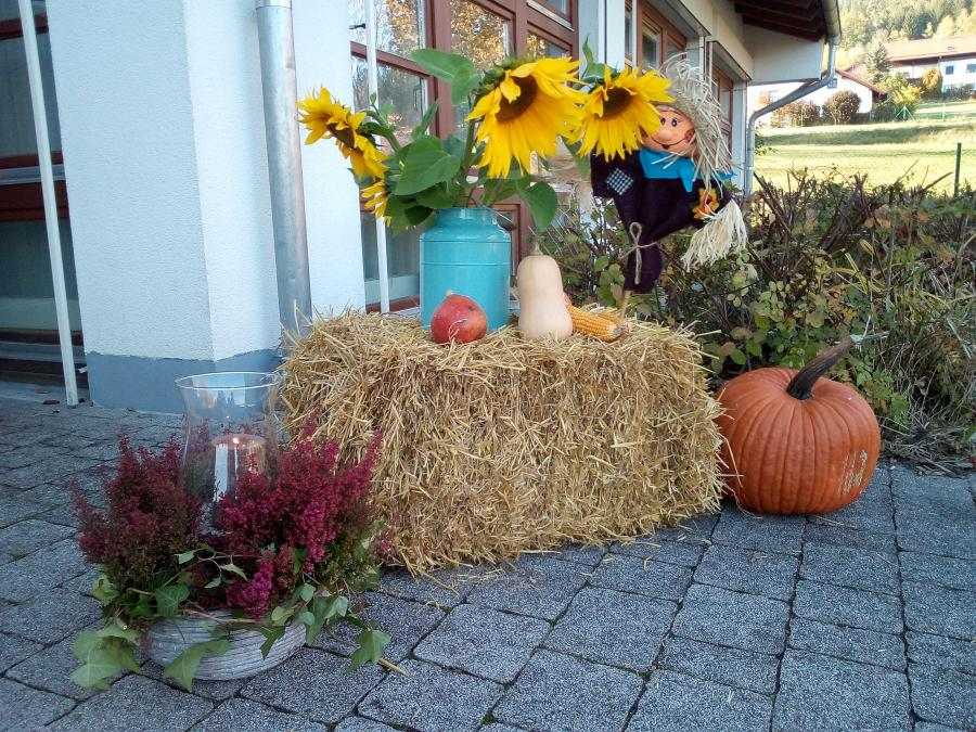 Deko Herbstfest