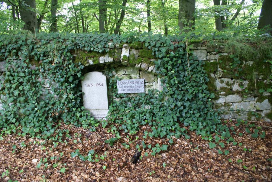 Herrmann Fritz - Gedenktafel I