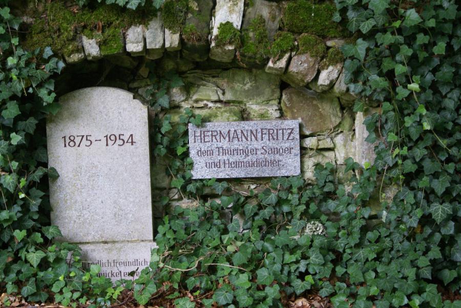 Herrmann Fritz - Gedenktafel II