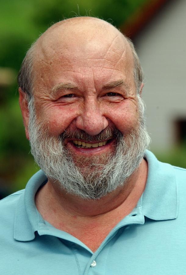Herr Göllner als Fraktionsvorsitzender der Grünen - 40 Jahre späte