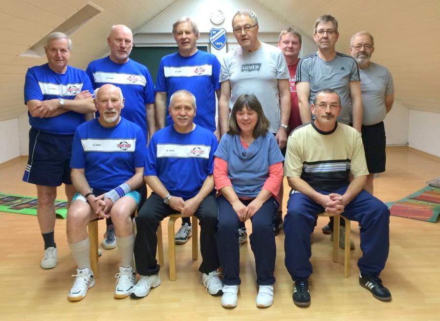 Herrensportgruppe 2 2016