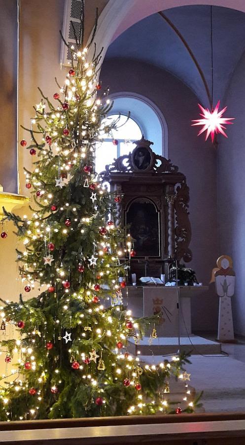 Kurz vor der Winterkirchenzeit