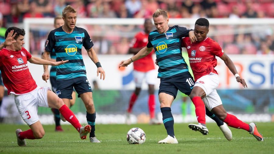 Hertha - Mainz