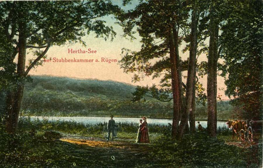 Hertha-See bei Stubbenkammer