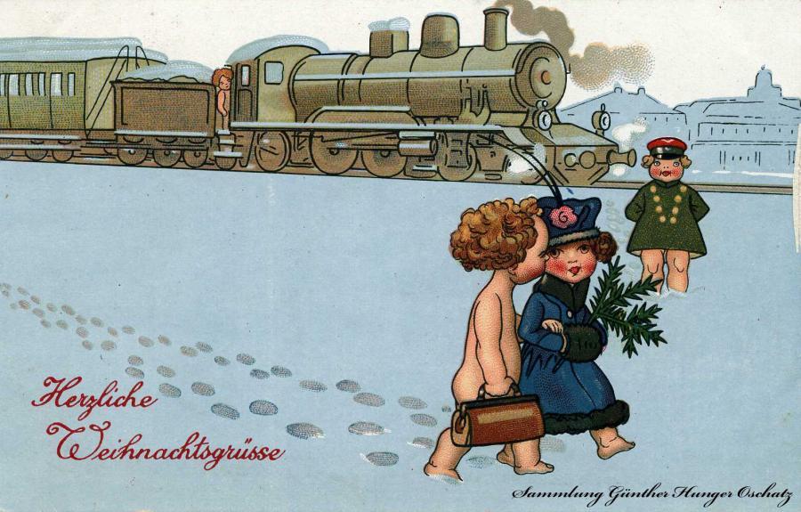 Herzliche Weihnachtsgrüsse