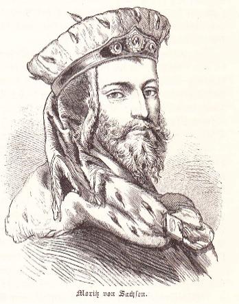 Herzog Moritz