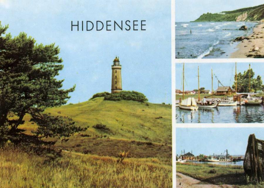Hiddensee 1970