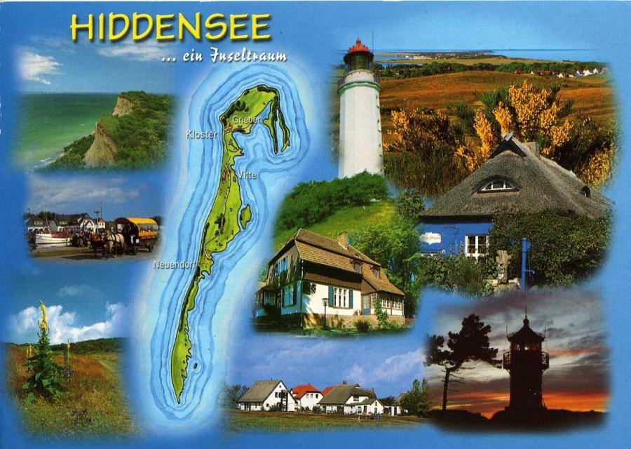 Hiddensee ...ein Inseltraum