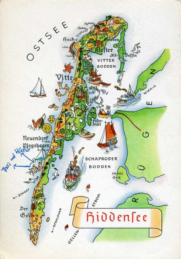 Hiddensee 1968