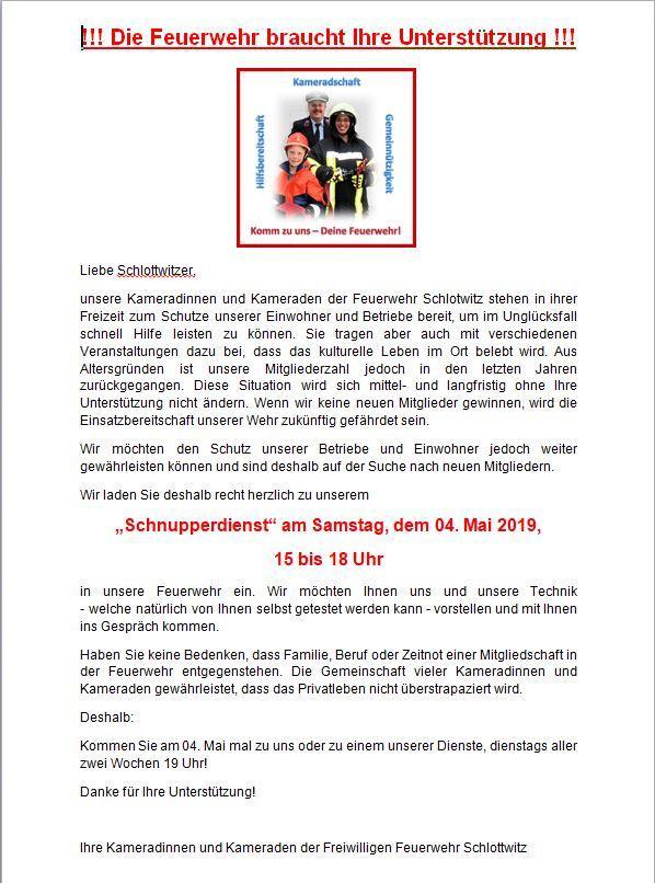 Hilferuf_Schlottwitz