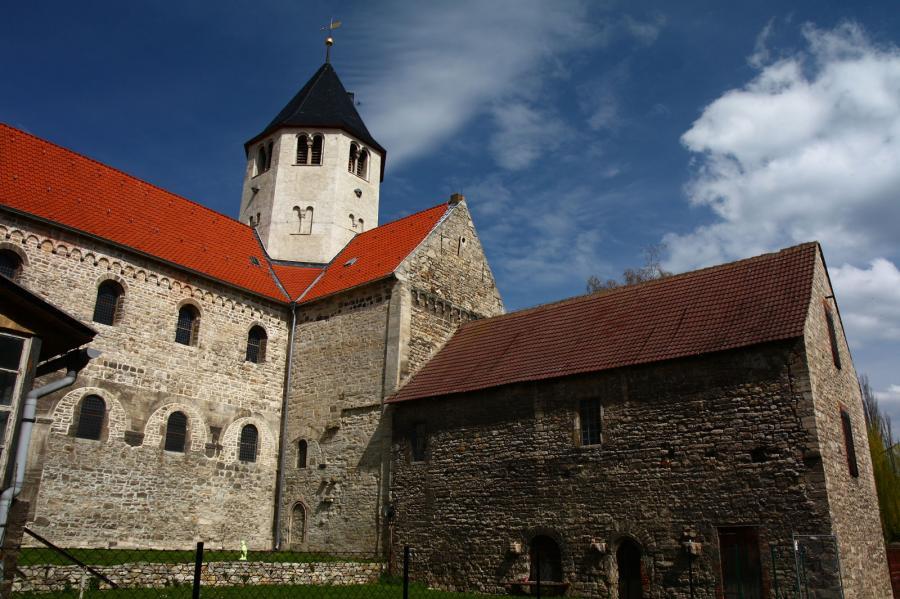 Klosterkirche St. Vitus Kloster Gröningen