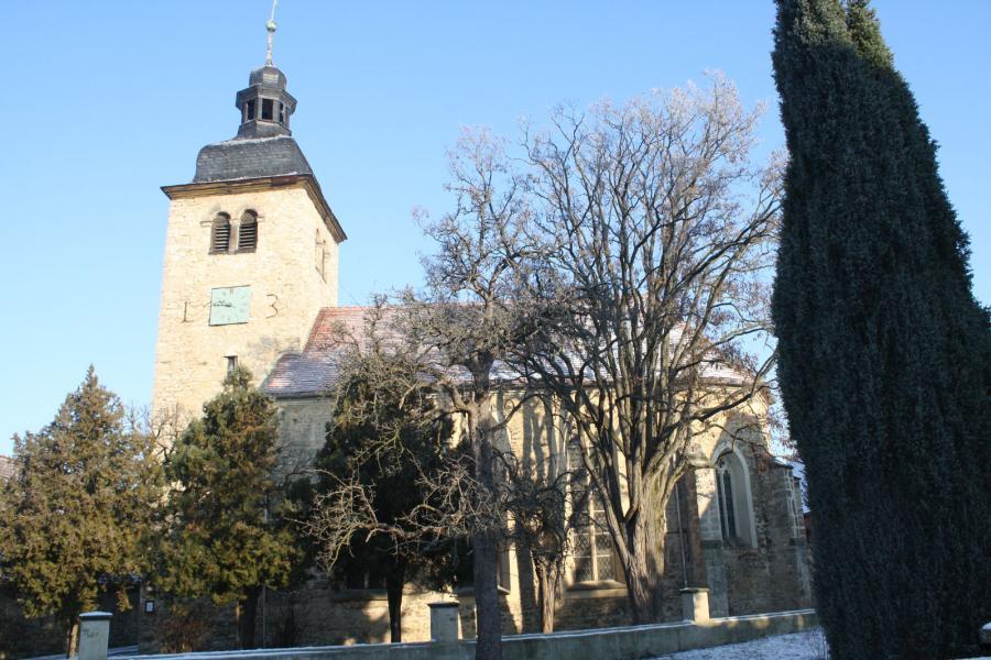 Kirche Krottorf