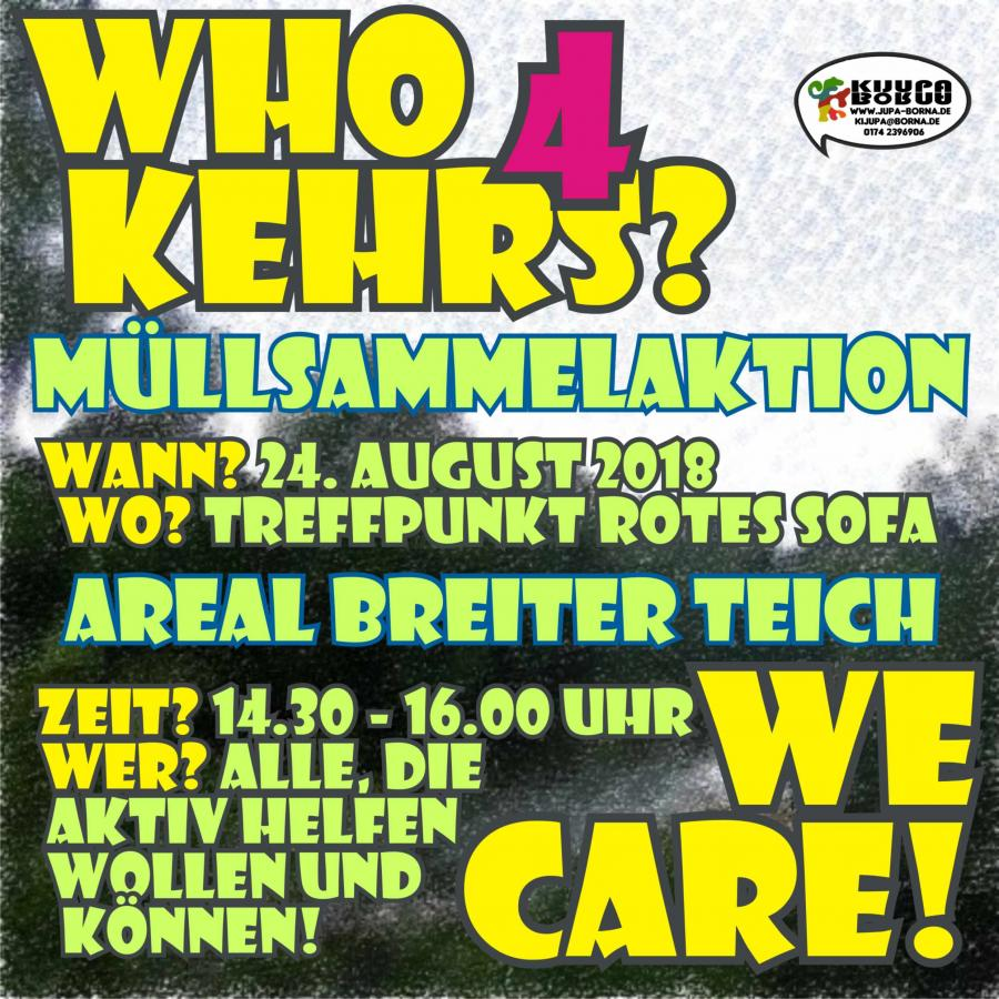 WHO KEHRS? WE CARE! 4
