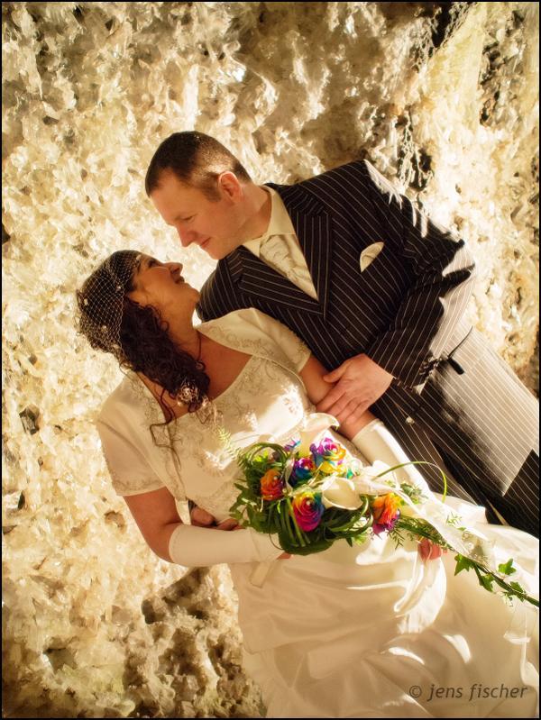 Hochzeit Grotte