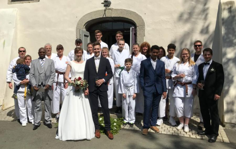 Hochzeit Bastian und Katrin