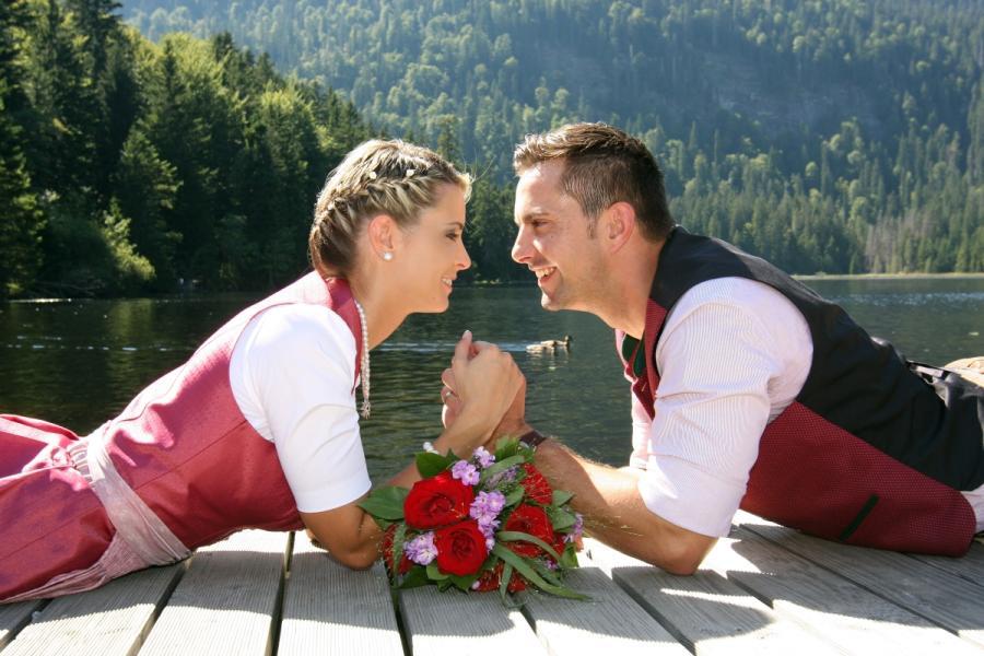 Hochzeit in Bayerisch Eisenstein