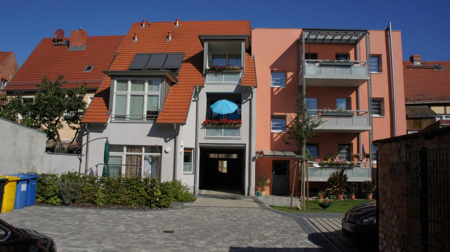 Hofseite - Kettenstraße 51, 53