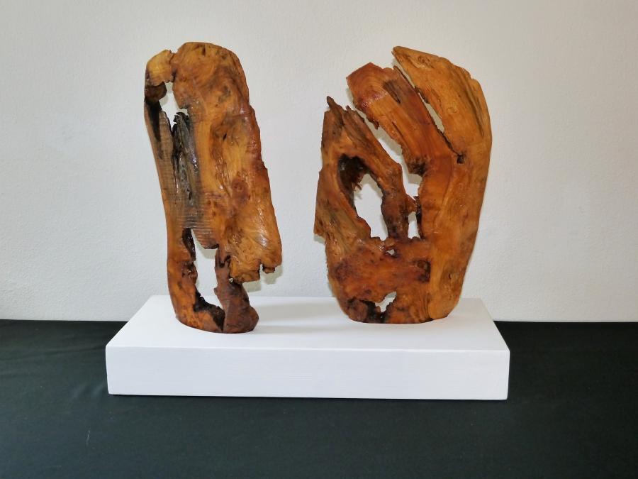 Holz auf Stein2