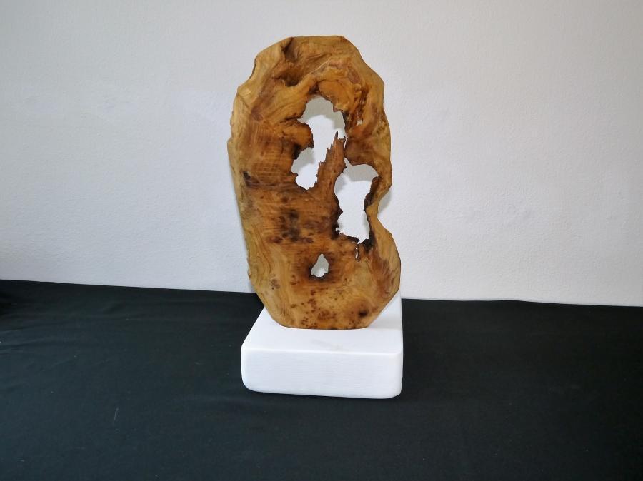 Holz auf Stein3