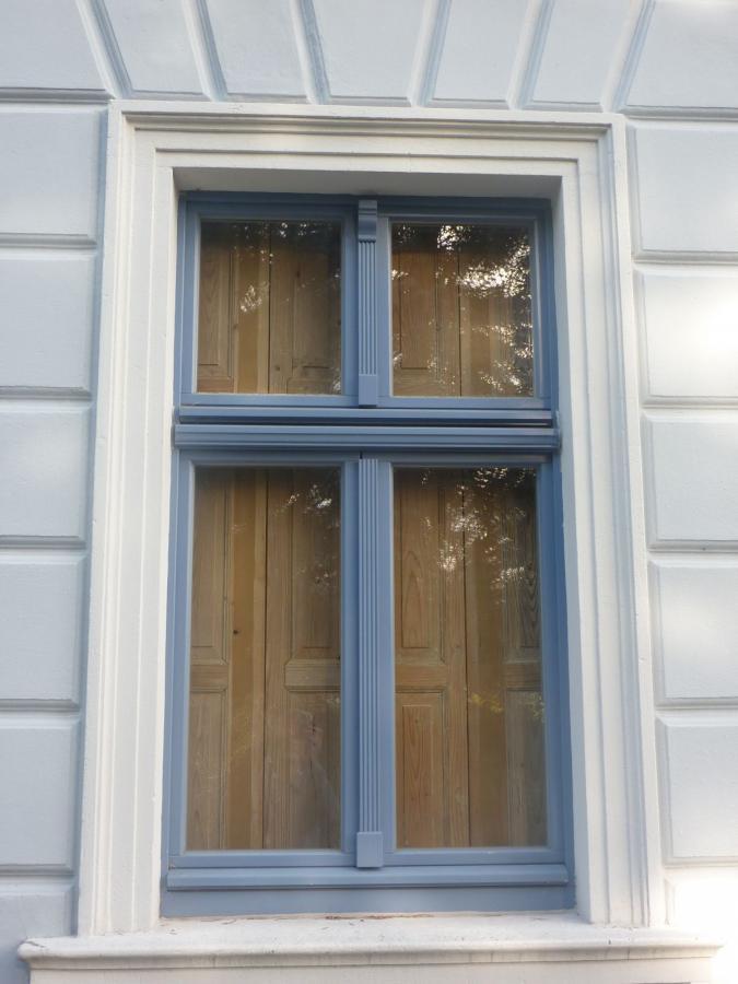 Holzfenster 2flügelig, Denkmalschutz