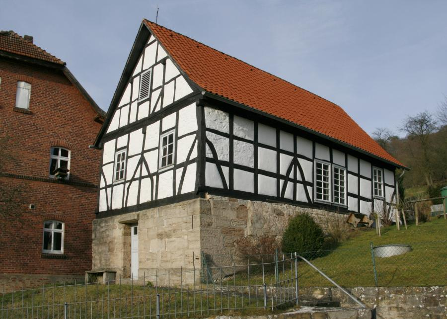 Holzhausen Fachwerkkirche