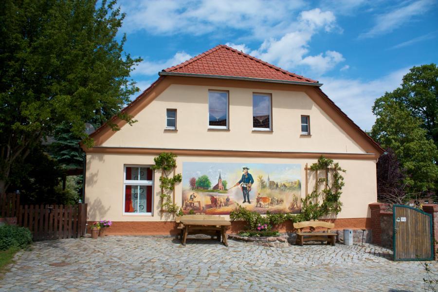Pfarrhof mit Heimatstube