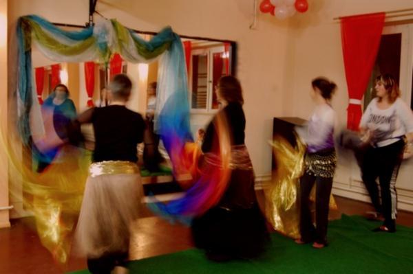 Orientalischer Tanz ist Lebensfreude