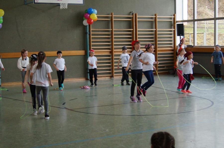 Schulfest 2017 - 2. Schuljahr