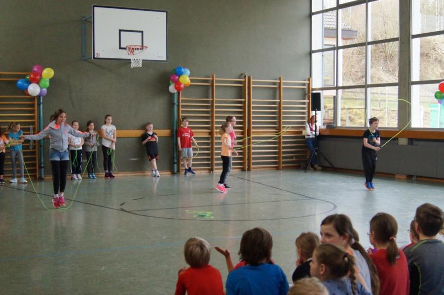 Schulfest 2017 - 4. Schuljahr