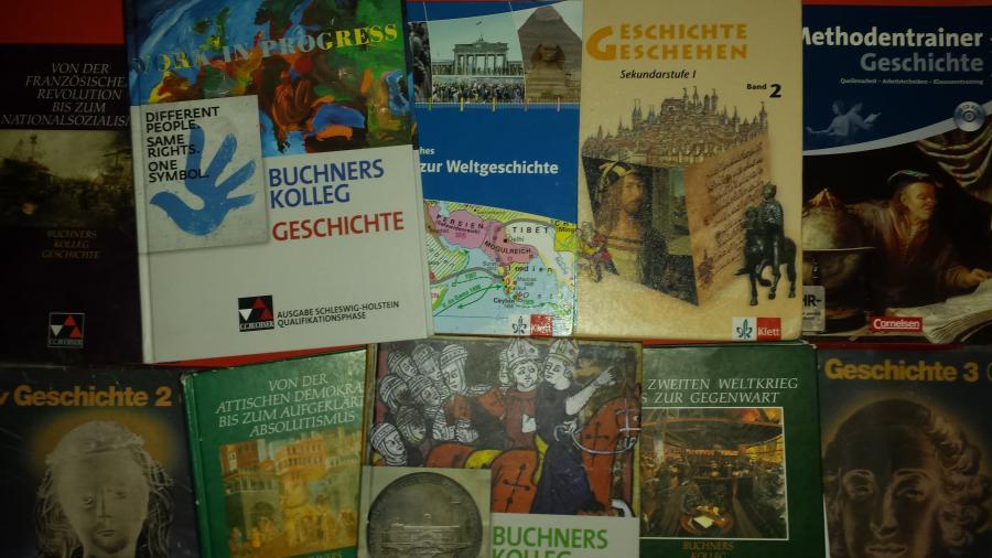 Geschichtsbücher