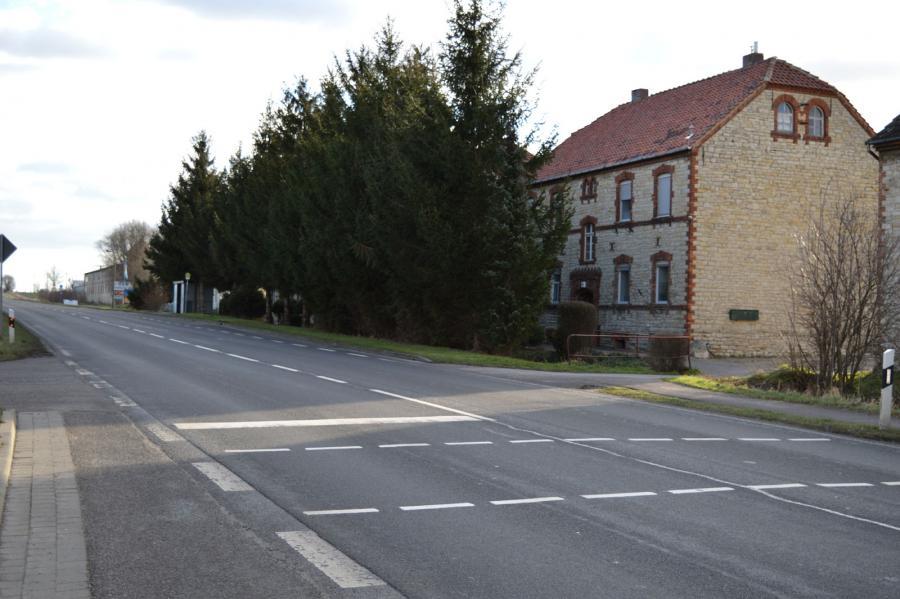 Ortsdurchfahrt Heynburg