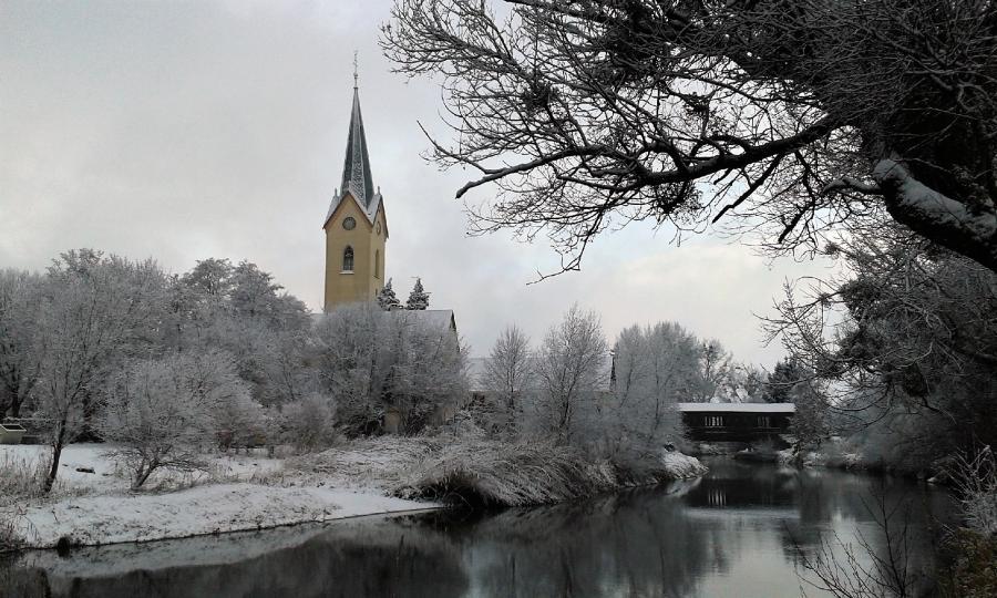 Winter in Eriskirch