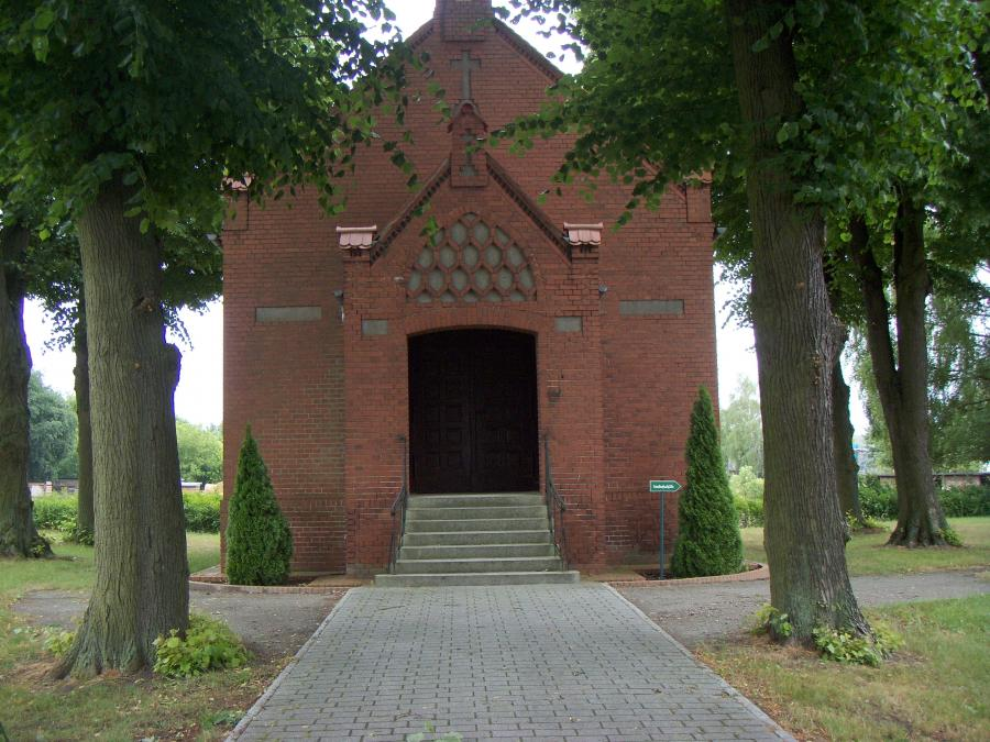Friedhof Schoenerlinde