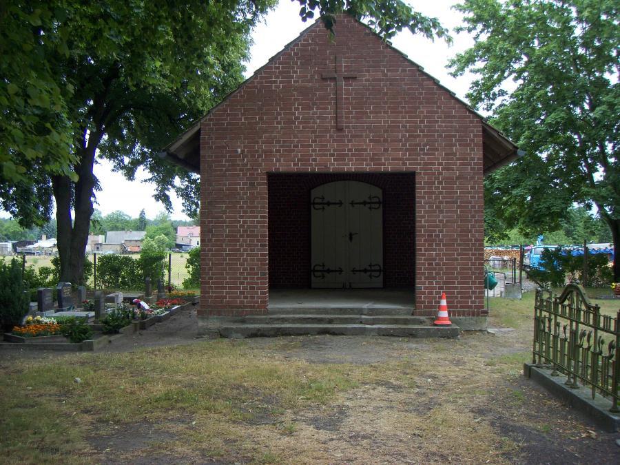 Friedhof Zerpenschleuse